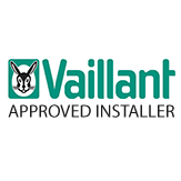 PMD Plumbers are Vaillant Approved Installers